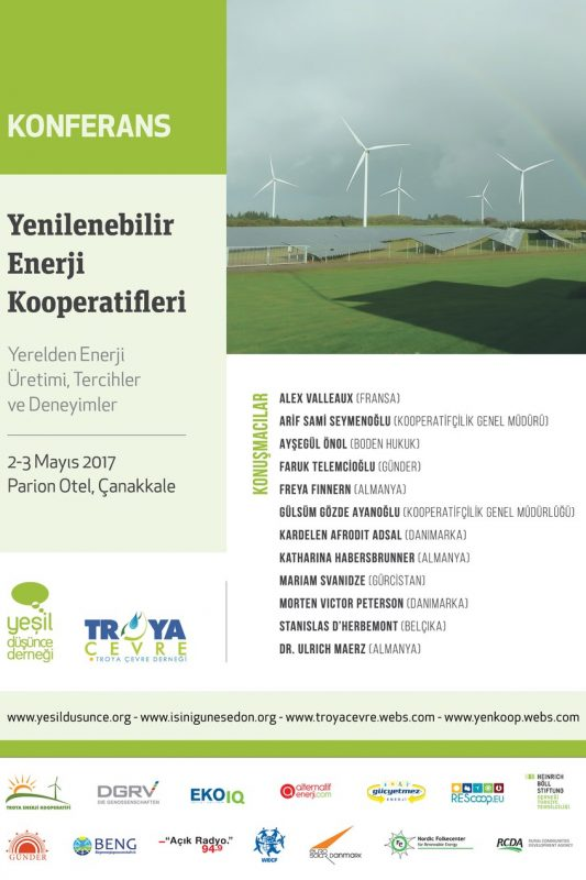 2. RENEWABLE ENERGY COOPERATIVES CONFERENCE