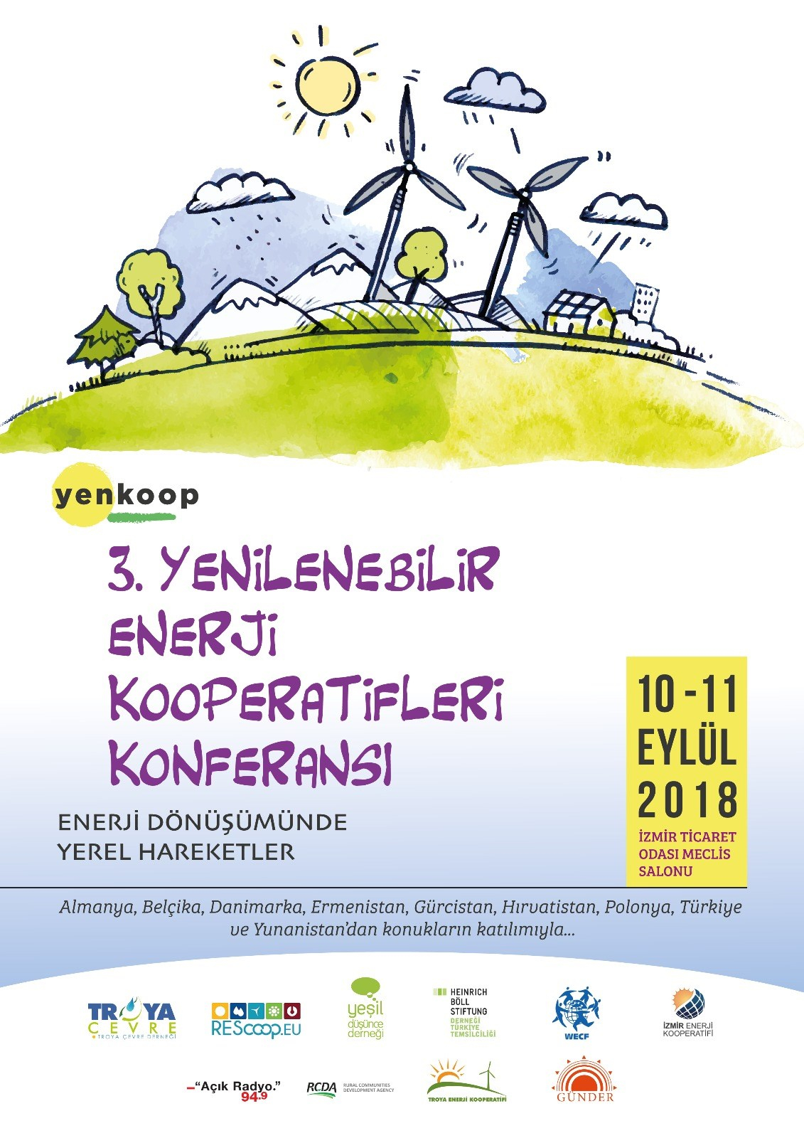 RENEWABLE ENERGY COOPERATIVES CONFERENCE