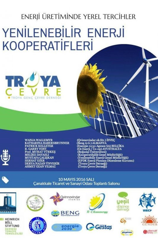 1. RENEWABLE ENERGY COOPERATIVES CONFERENCE
